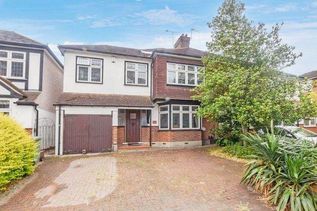 Thumbnail Semi-detached house to rent in Longlands Road, Sidcup