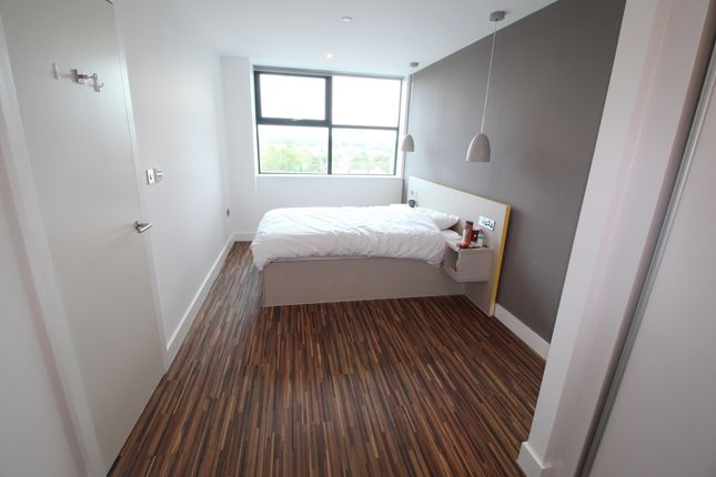 Bedroom of Westpoint, 501 Chester Road, Manchester M16