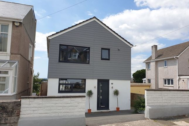 Thumbnail Detached house for sale in Burnham Park Road, Plymouth