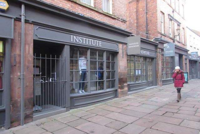 Thumbnail Retail premises to let in St Cuthberts Lane, 17/18, Carlisle