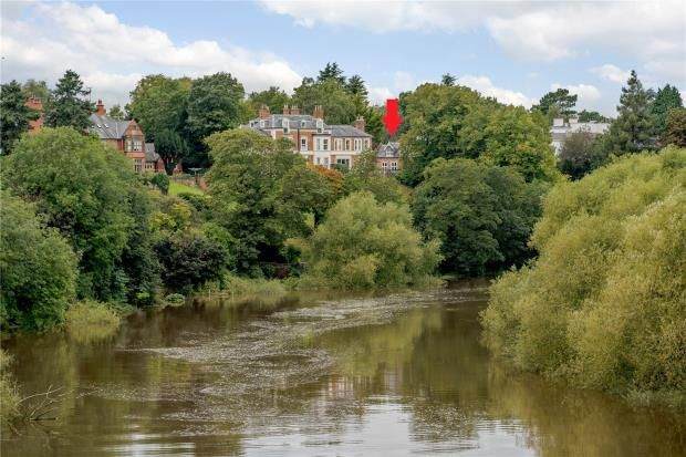Thumbnail Property for sale in Curzon Park North, Chester