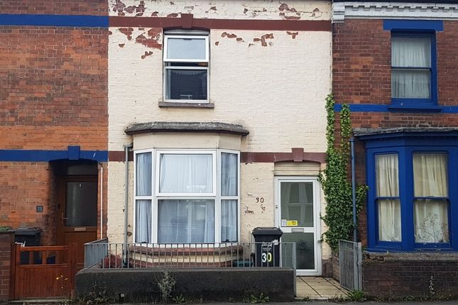 3 bed terraced house to rent in Rolle Street, Barnstaple EX31