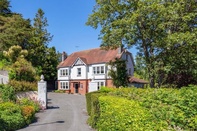 Thumbnail Detached house for sale in Higher Warberry Road, Torquay