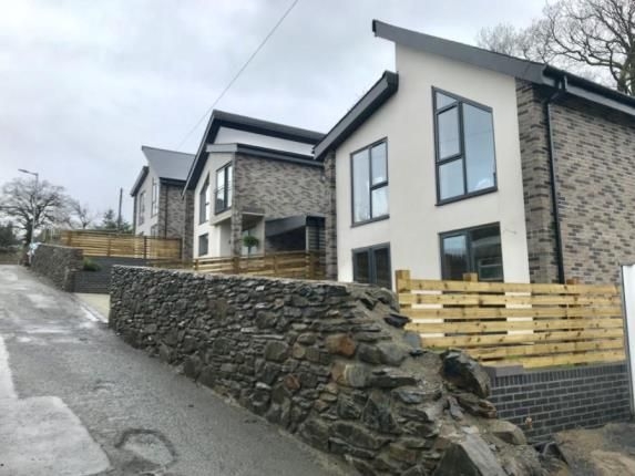 Thumbnail Detached house for sale in Trem Y Chwarel, Fron Goch, Llanberis