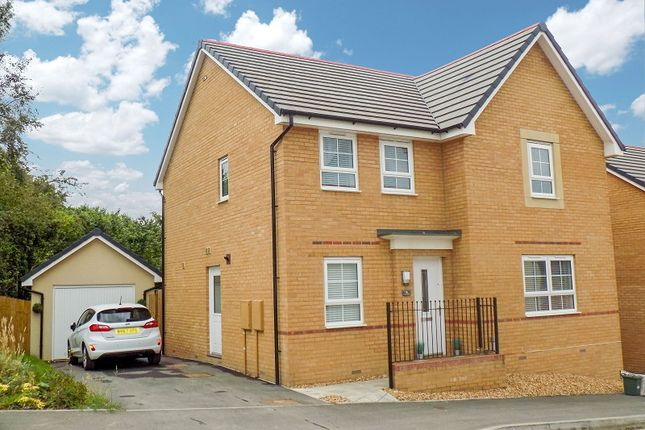 Thumbnail Detached house for sale in Niven Drive, Tonna, Neath, Neath Port Talbot.