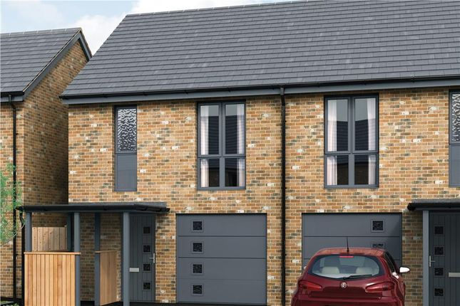 """Thumbnail Semi-detached house for sale in """"The Albert"""" at Durham Road, Low Fell, Gateshead"""
