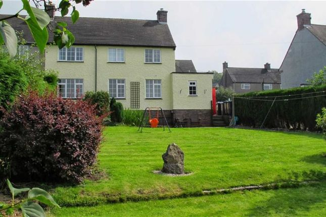 Thumbnail Semi-detached house for sale in Bank Side, Hartington, Derbyshire