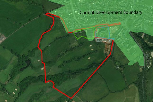 Land for sale in Cullompton
