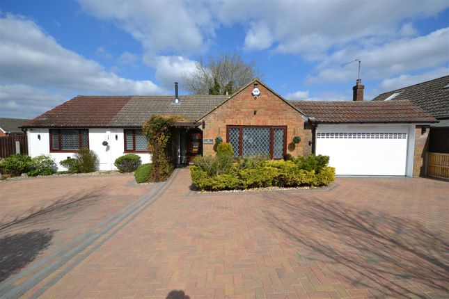 Thumbnail Detached bungalow for sale in Foyle Park, Basingstoke