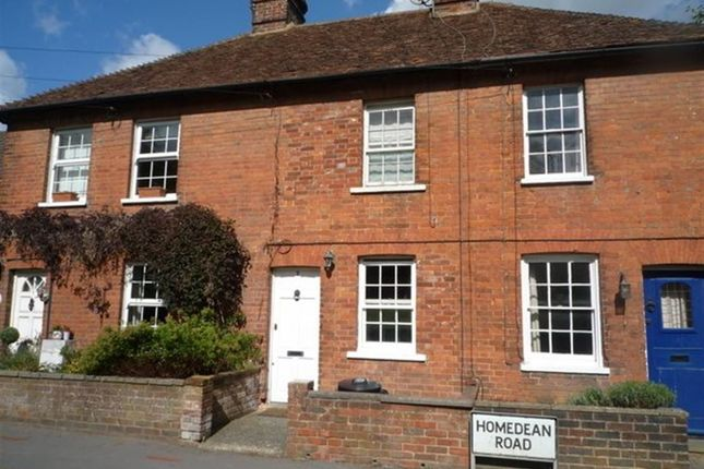 Thumbnail Flat to rent in Homedean Road, Chipstead, Sevenoaks