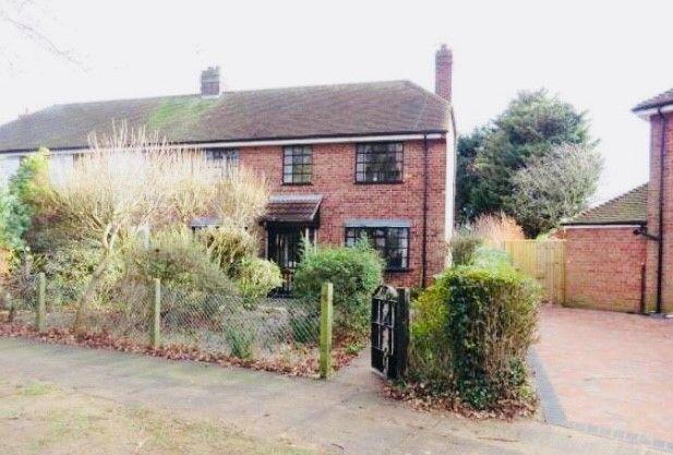 Thumbnail Semi-detached house to rent in Belton Lane, Grantham