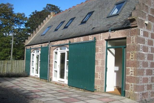 Thumbnail Semi-detached house to rent in Studio Cottage, Whitehouse, Alford, Aberdeenshire