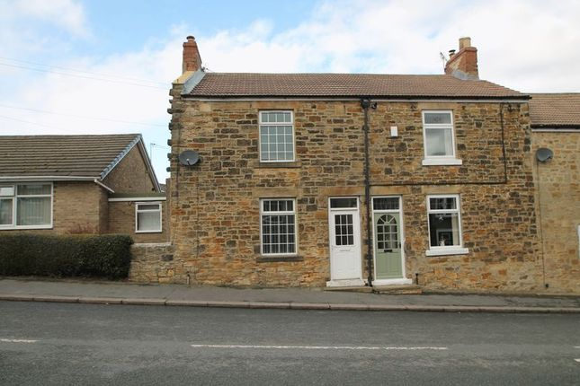 2 bed semi-detached house for sale in Low Etherley, Bishop Auckland
