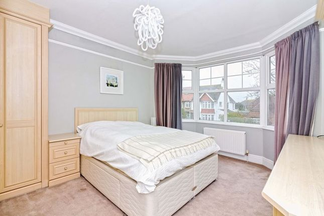 Bedroom One of St. Georges Road, Worthing BN11