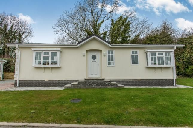 Thumbnail Mobile/park home for sale in Brookfield Park, Mill Lane, Old Tupton, Chesterfield