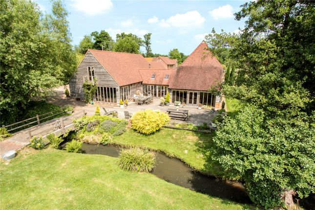 Thumbnail Detached house for sale in Yew Tree Green Road, Horsmonden, Tonbridge, Kent