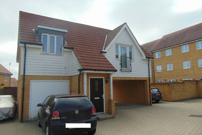 Thumbnail Flat to rent in Leslie Gilbert Lane, Ashford