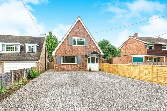 Thumbnail Detached house for sale in Blakes Lane, Tadley