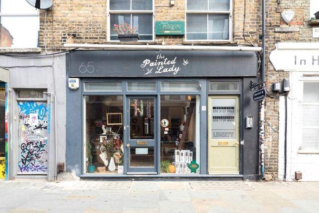 Thumbnail Retail premises for sale in London E2, UK