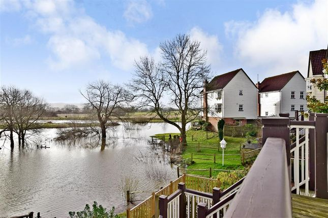 Thumbnail Town house for sale in Station Road, Pulborough, West Sussex
