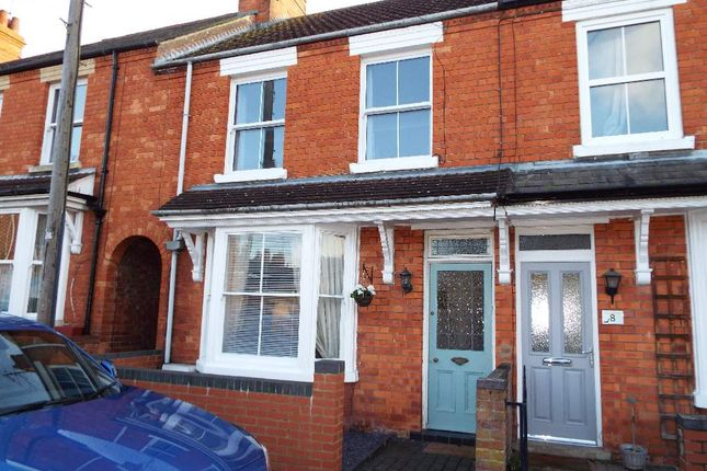 Thumbnail Terraced house for sale in Council Street, Wollaston, Northamptonshire