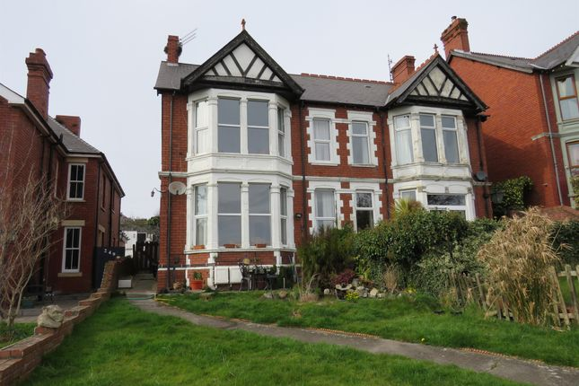 Thumbnail Semi-detached house for sale in Gladstone Road, Barry