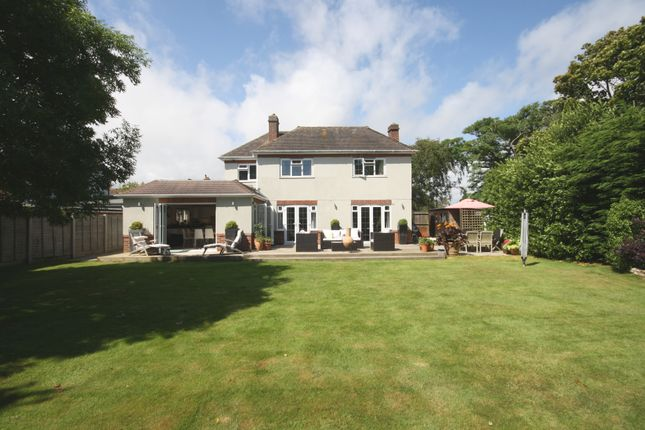 Thumbnail Detached house for sale in Shorefield Way, Milford On Sea