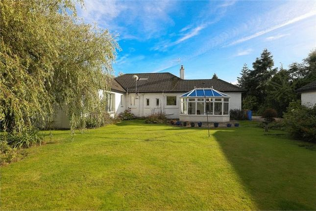 Thumbnail Bungalow for sale in St. Andrews, Grampian Way, Bearsden, Glasgow
