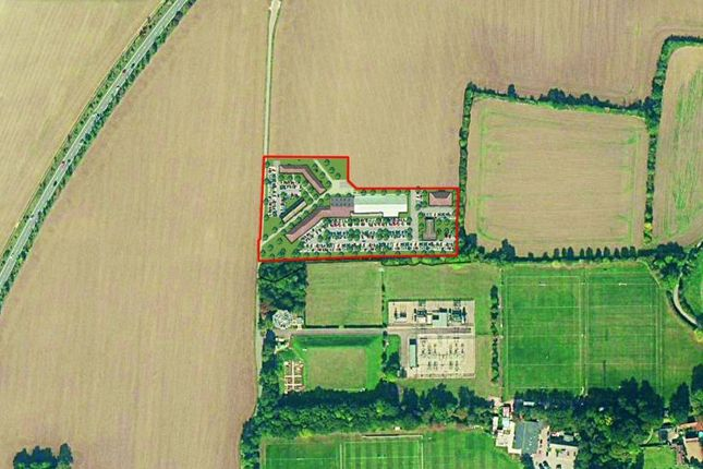 Thumbnail Land for sale in Hadham Rd, Bishop's Stortford