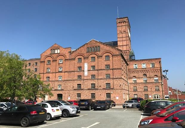 Thumbnail Office to let in The Steam Mill, Floor 4/5, Suite H, Steam Mill Street, Chester