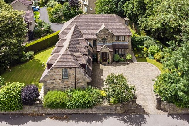Thumbnail Detached house for sale in Bradford Road, Birkenshaw, Bradford, West Yorkshire