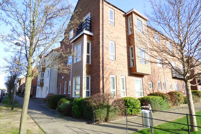 Thumbnail Flat to rent in Davy Road, Allerton Bywater, Castleford