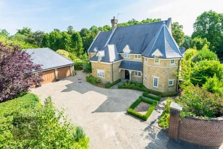 Thumbnail Property for sale in Gilston Park, Gilston, Harlow