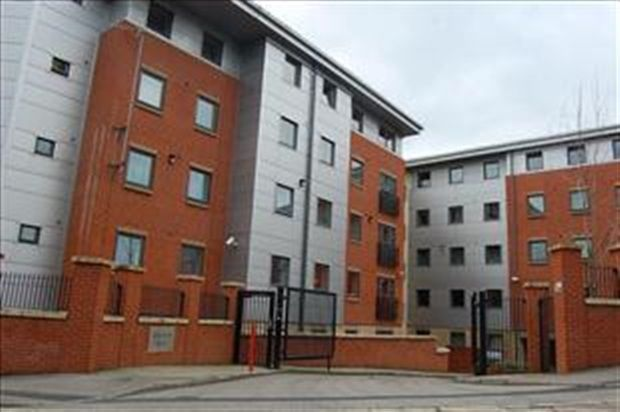 Thumbnail Flat for sale in Leighton Hall, Leighton Street, Preston