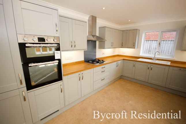 Thumbnail Detached bungalow for sale in Mill Road, Burgh Castle, Great Yarmouth
