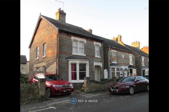 Thumbnail Flat to rent in Fletton Avenue, Peterborough