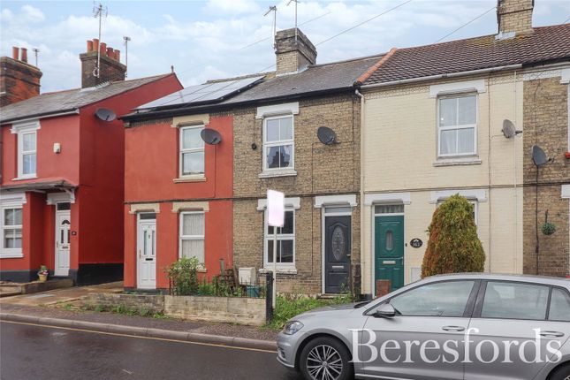 Terraced house for sale in Bergholt Road, Colchester