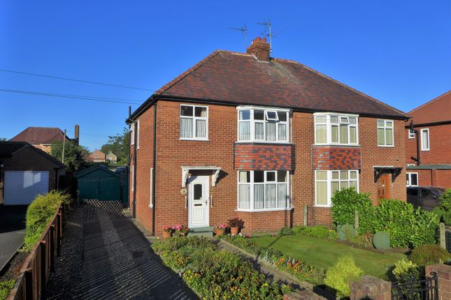 Thumbnail Semi-detached house for sale in Filey Avenue, Ripon