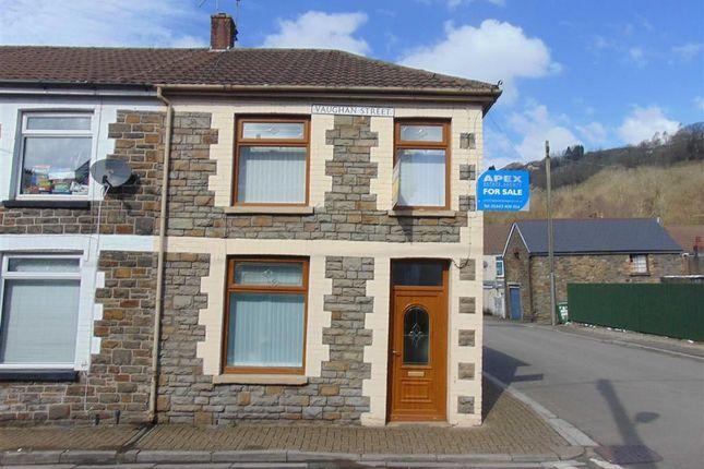 Thumbnail End terrace house for sale in Vaughan Street, Pontypridd, Rhondda Cynon Taff