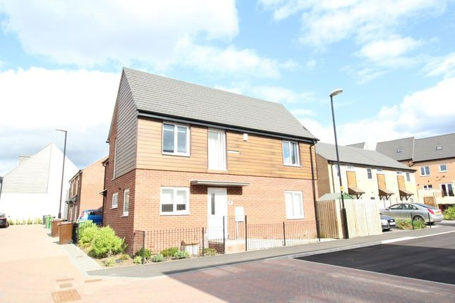 Thumbnail Semi-detached house for sale in Parkside Court, Seacroft, Leeds