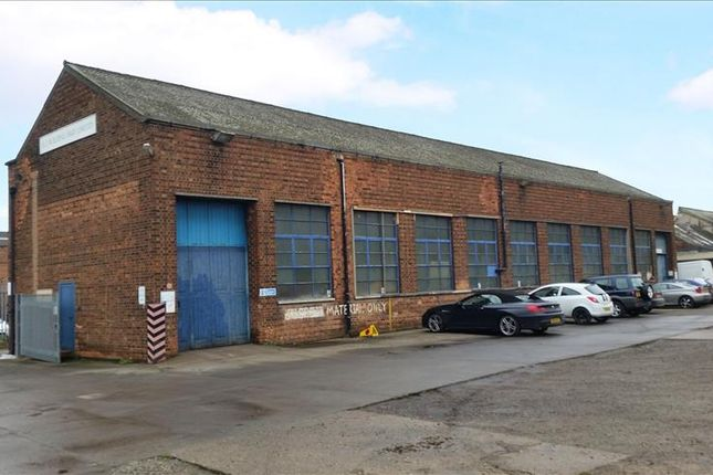 Thumbnail Light industrial to let in Industrial, Victoria Works, Prospect Place (Off Hedon Road), Hull