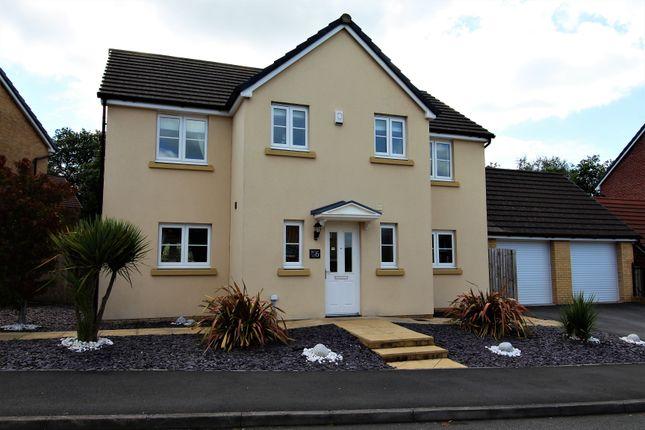 Thumbnail Detached house for sale in Parc Penderi, Penllergaer, Swansea