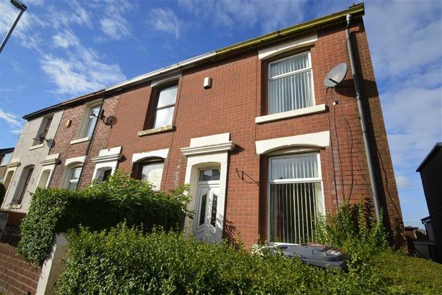Thumbnail End terrace house to rent in Kings Road, Mill Hill, Blackburn