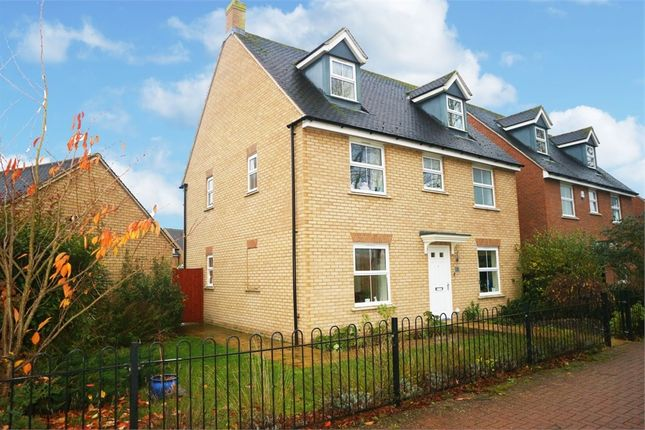 Thumbnail Detached house for sale in Anzio Road, Devizes, Wiltshire