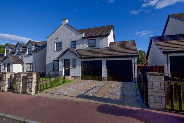 Thumbnail Detached house for sale in Dalgarno Park, Hillside, Montrose