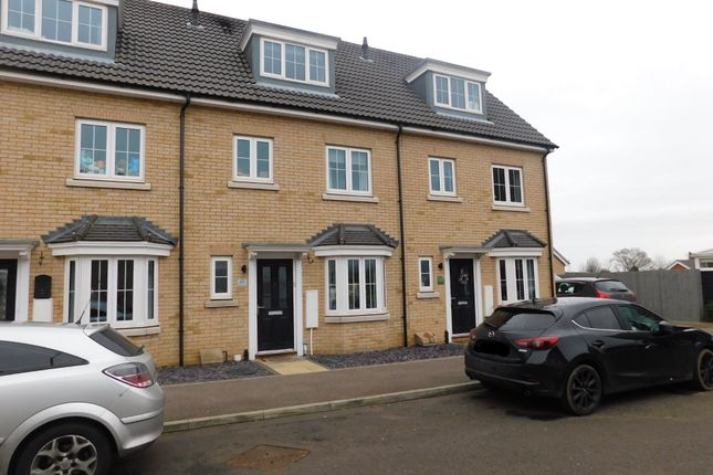 Town house for sale in Osprey Drive, Stowmarket