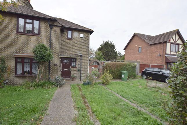 Thumbnail Semi-detached house for sale in London Road, Romford