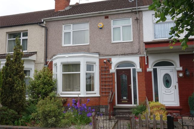 Thumbnail Terraced house to rent in Three Spires Avenue, Coundon, Coventry