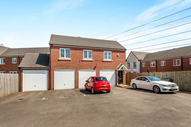 Thumbnail Property for sale in Packington Mews, Bridgtown, Cannock