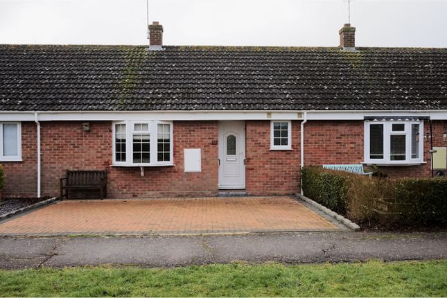 Thumbnail Bungalow for sale in Thistledown, Braintree